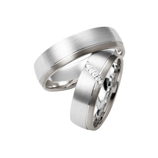 Ring outstanding love ohne Stein