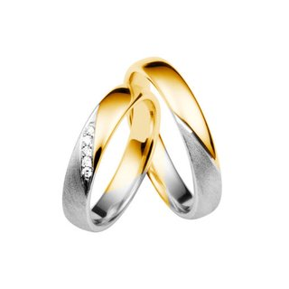 Ring perfect love ohne Stein